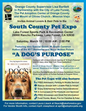 South County Pet Expo 2018